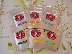 スリランカ産春の新茶「摘みたて紅茶のお試しセット」
