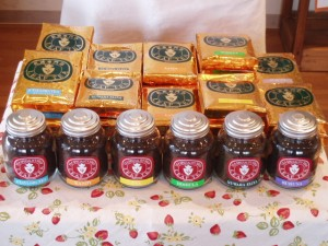 スリランカ産紅茶の新茶